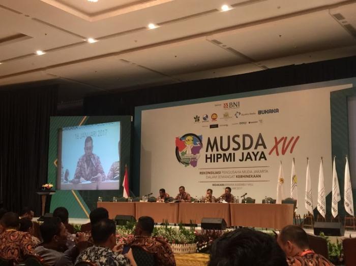 Waktu Molor, Pemilihan Ketua Umum HIPMI Jaya Tertunda