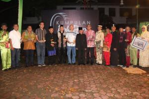 Walikota Medan Apresiasi Kumpulan Pakpong Lestarikan Seni Tradisi Melayu