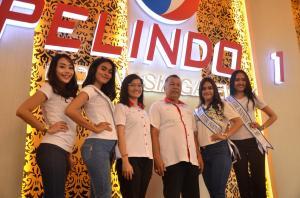 Pelindo 1 Terima Kunjungan Finalis Putri Sumut 2017