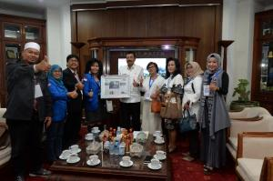 Parfi Sumut Akan  Filmkan Catatan Soekarno di Karo dan Danau Toba