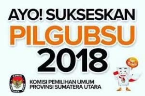 Pemilihan Gubernur Sumut Tanpa Calon Petahana