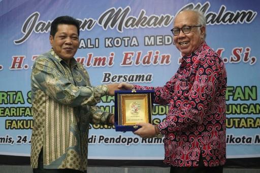 Walikota Medan: Jaga Kearifan Lokal agar Tidak Tergerus Perubahan Zaman