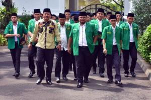 GP Ansor Laporkan Kelompok Radikal yang Terkonsolidasi Jelang Pilpres ke Presiden