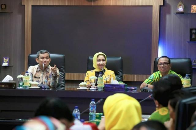 Walikota Medan Minta OPD Dukung PKK yang Akan Bertanding di Tingkat Nasional