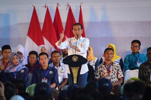Salurkan Rp 257 Triliun, Presiden Jokowi Ingin Dana Desa Kurangi Ketimpangan Desa dan Kota
