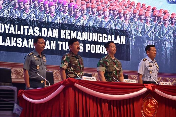 Panglima TNI: Kemanunggalan TNI-Rakyat Harus Diimplementasikan