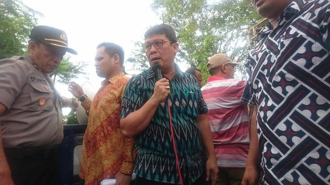 Sengketa Lahan di Sari Rejo, BPN Medan Janji Akan Fasilitasi Warga Bertemu Menteri