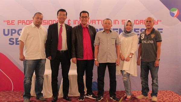 Serikat Pekerja Pelindo 1 Gelar Upgrading Competences