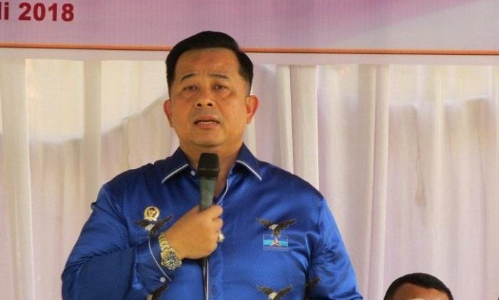 Awal Tahun 2019, Herri Zulkarnain Dorong Tata Ulang Pasar Tradisional