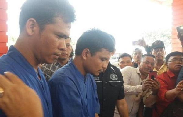 Dua Perampok Spesialis Penumpang Angkot Jurusan Amplas-Marelan Ditembak Personel Polres Pelabuhan Belawan