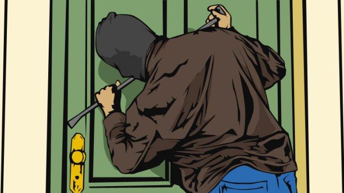 Asyik Nongkrong di Selam V, Pencuri Spesialis Bongkar Rumah Diciduk Polsek Medan Area