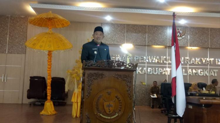 Anggota DPRD Langkat Sampaikan Hasil Reses Masa Sidang 1 Tahun
