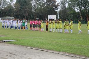Polresta Deli Serdang Hajar Inalum FC