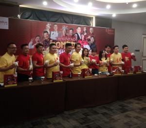 Djhonpao Comedy Show Akan Meriahkan Imlek di Kota Medan