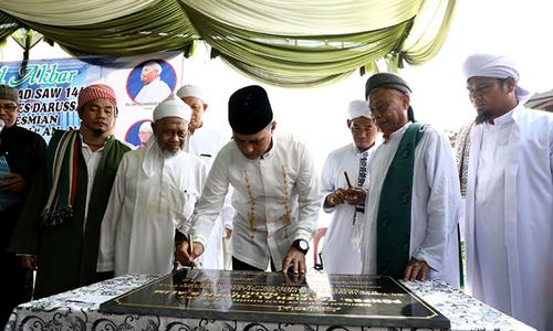 Wagub Sumut Musa Rajekshah Harapkan Pesantren Dapat Berdayakan Ekonomi Umat