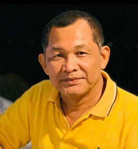 Kasat Reskrim Polrestabes Medan, AKBP Maringan Simanjuntak Berbagi Kasih ke Gereja GPDI Marindal