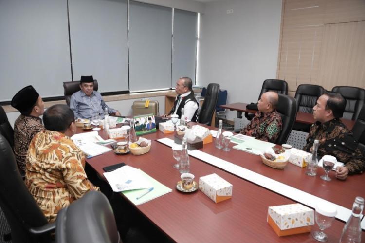 Rekrutmen Petugas Haji, Menag Pesankan yang Amanah dan Bertanggung Jawab
