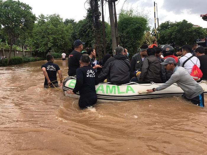 Air Banjir Bisa Jadi Alat Bersuci? Ini Penjelasan Dosen UIN Banten