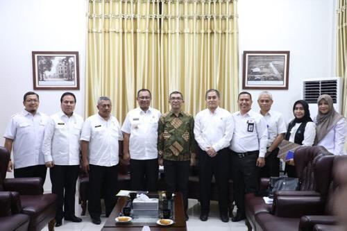 Plt Walikota Medan Dukung Program PDAM Tirtanadi Wujudkan Sanitasi Bersih
