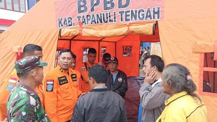 Banjir dan Longsor di Tapteng Hingga Rabu Sore Tercatat 7 Orang Meninggal