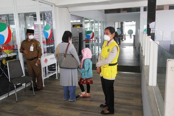 Pelindo 1 Antisipasi Penyebaran Virus Corona di Pelabuhan Internasional