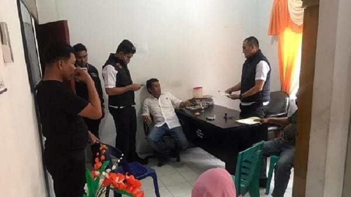 Camat Babalan Langkat Digrebek Polda Sumut, OTT Pemerasan Penerbitan SIMB