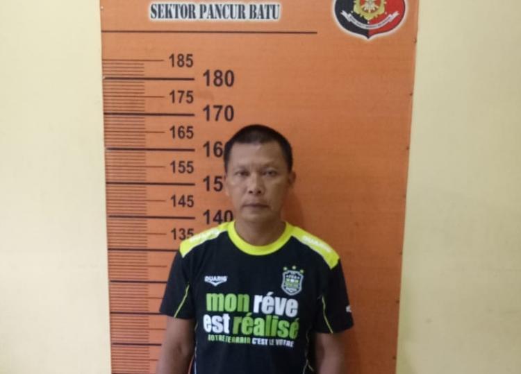 Polsek Pancur Batu Tangkap Pria 51 Tahun Cabuli Bocah, Korbannya Anak Teman Sendiri