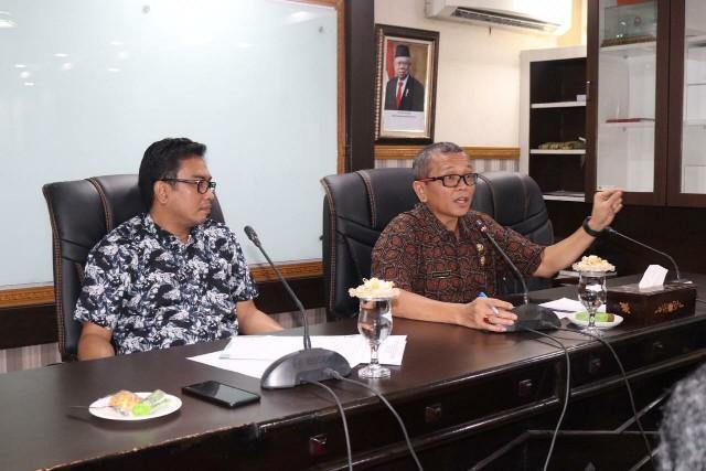 Kunker ke Pemko Medan, Ini Pesan Komisi A DPRD Semarang