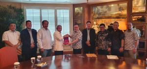 Bupati Asahan Tandatangani MoU dengan Putera Sampoerna Foundation Terkait Program Beasiswa Pendidikan