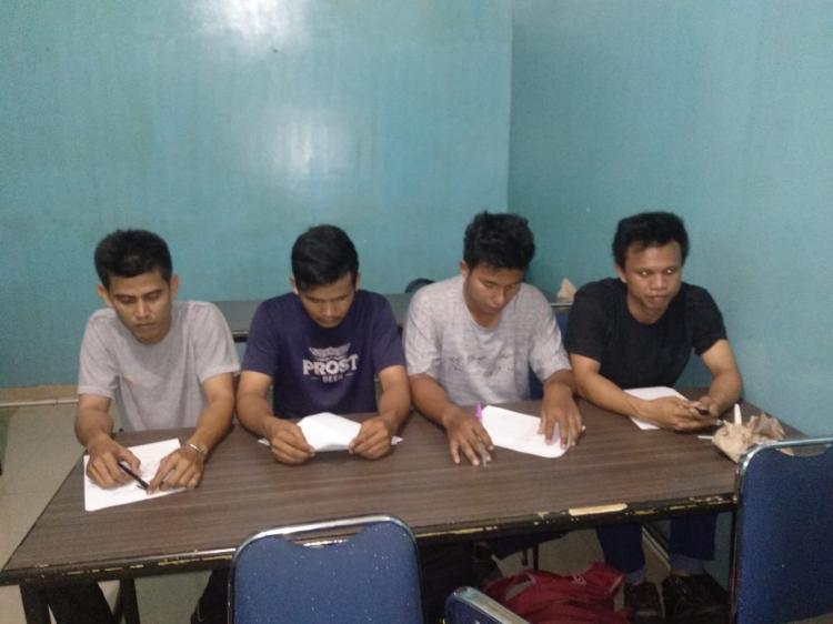 Curi Uang Dalam Bagasi Penumpang, Empat Pekerja Porter Bandara Kualanamu Ditahan