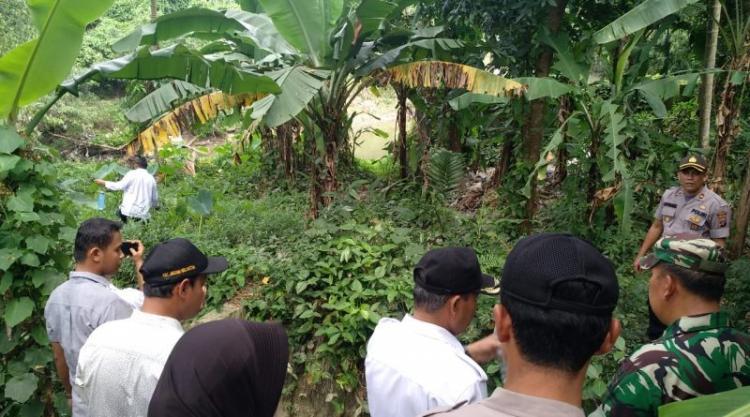 Telusuri Peredaran Narkoba di Klambir V, Polsek Helvetia dan Muspika Patroli Berjalan Kaki