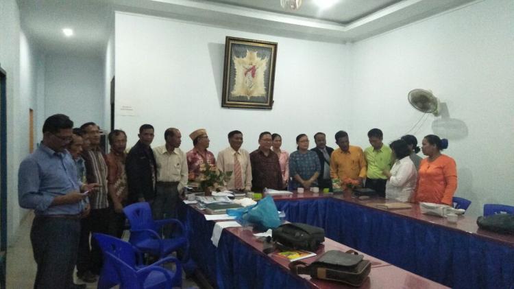 HKBP Tanjung Mulia Daftarkan Seluruh Pelayan Dalam BPJS Ketenagakerjaan