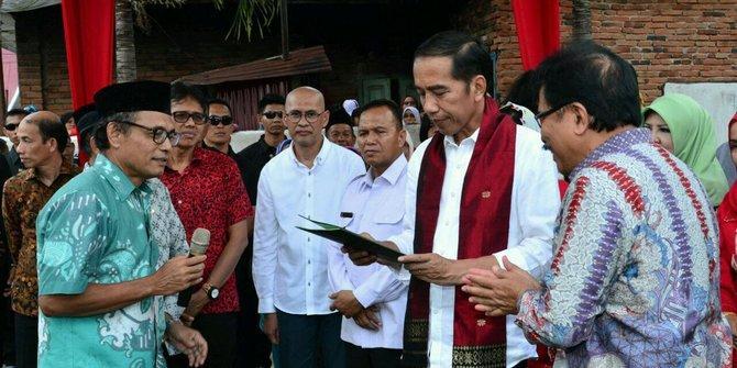 Hari Pers Nasional , Inilah Pesan dari Presiden Jokowi