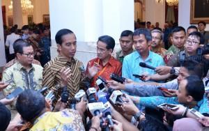Presiden Jokowi Ingin Semua Masyarakat Bisa Mengakses Perbankan