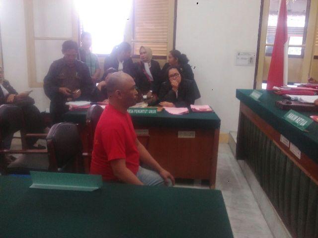 Bunuh Teman Satu Sel, Napi Kasus Perampokan Dituntut 20 Tahun Penjara