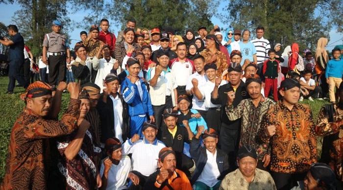 Family Gathering SPBUN PTPN IV Dihadiri Kapolda Sumut