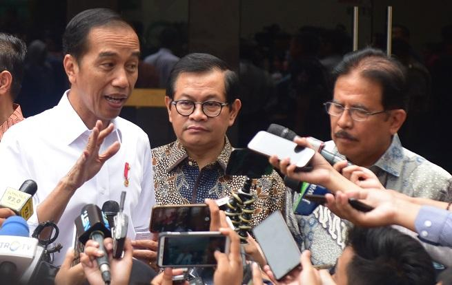 Serahkan KLB ke PSSI, Presiden Jokowi Ingin Kasus Mafia Sepakbola Diselesaikan Sampai Tuntas