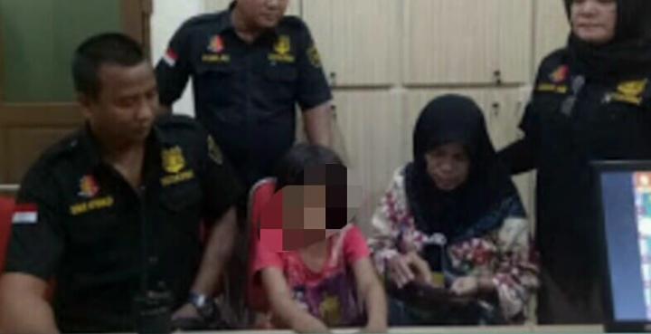 Viral Video Anak Dihajar Ayah Tiri dan Ibu Kandungnya di Marelan