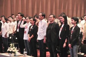 Presiden Jokowi: Kepada Semua Anak Muda, Jangan Gampang Mengeluh