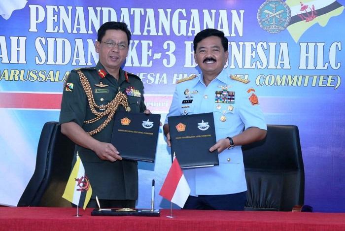 Sidang Ke-3 Brunesia HLC Berperan Memelihara Stabilitas dan Kemajuan Asia-Tenggara