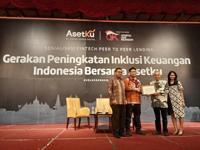 ASETKU Hadir di Medan, Komitmen Tingkatkan Inklusi Keuangan Indonesia