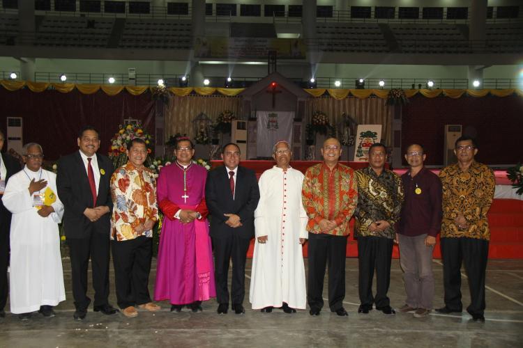 Pentahbisan Uskup Agung Medan, Gubsu: Semua Yang Diajarkan Agama Adalah Kebaikan