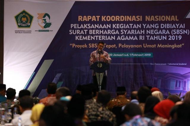 2019, Kemenag Bangun Pusat Halal Indonesia