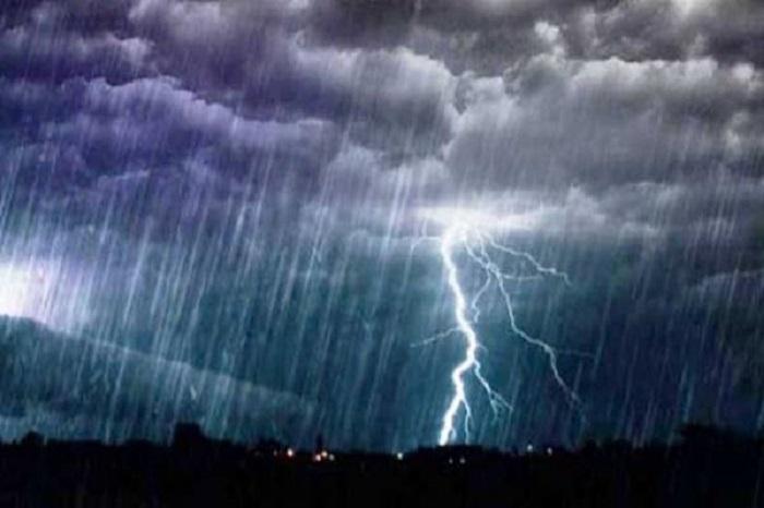 Waspadai Hujan Lebat Disertai Petir di Wilayah Sumut