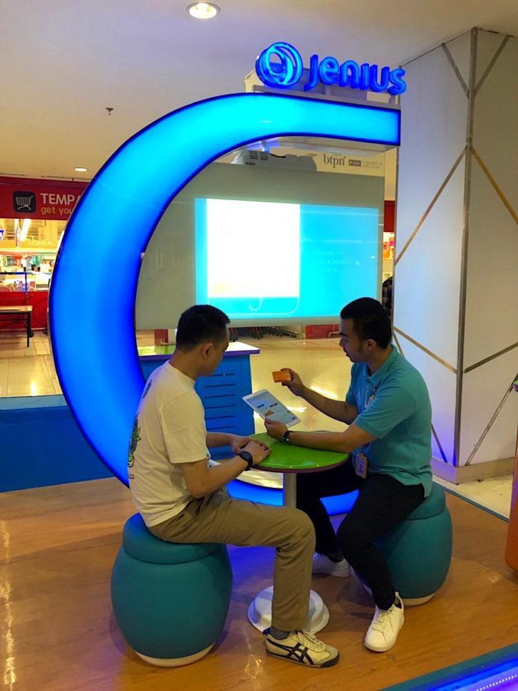 Jenius, Solusi Life Finance Hadir di Medan