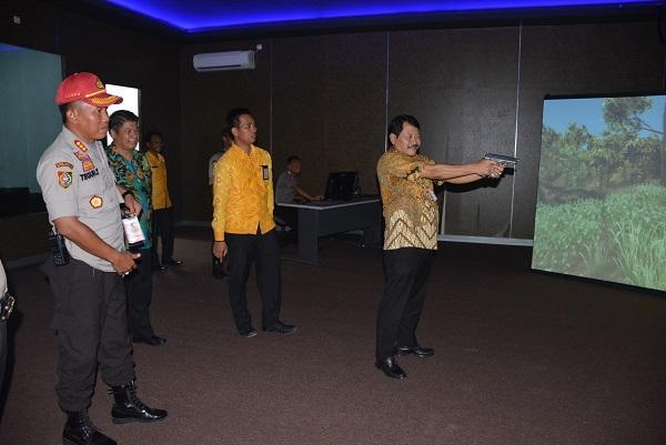 Akan Diresmikan Akhir Februari, Lapangan Tembak Promoter SPN di Langkat Terluas di Indonesia