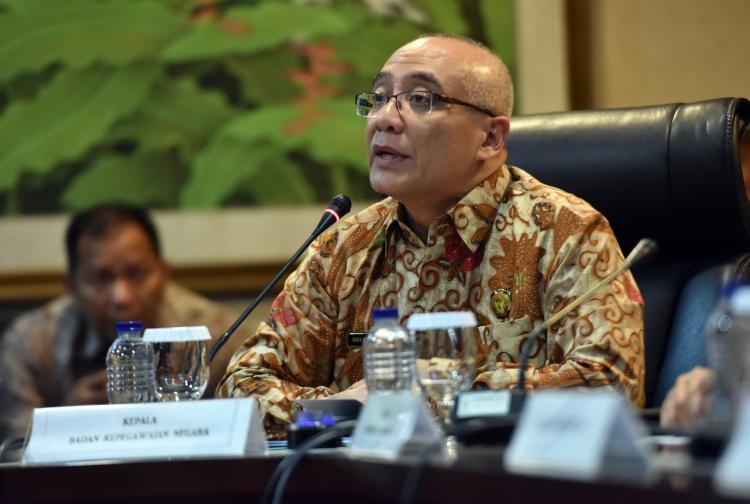 Pemerintah Apresiasi PPK Yang Sudah Terbitkan SK Pemberhentian Kepada PNS Tindak Pidana Korupsi