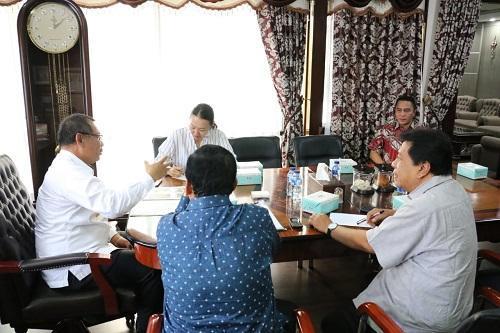 Wakil Walikota Medan Berharap Kerja Sama Medan-Gwangju Dapat Tingkatkan Wisatawan