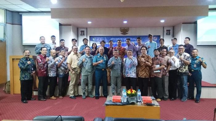 Studium Generale Bersama Bakamla RI Paparkan Peran dan Tantangan Menjaga Laut Indonesia