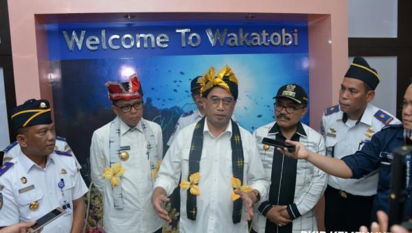 Termasuk 10 Destinasi Wisata Prioritas, Pemerintah Terus Kembangkan Bandara Matahora, Wakatobi